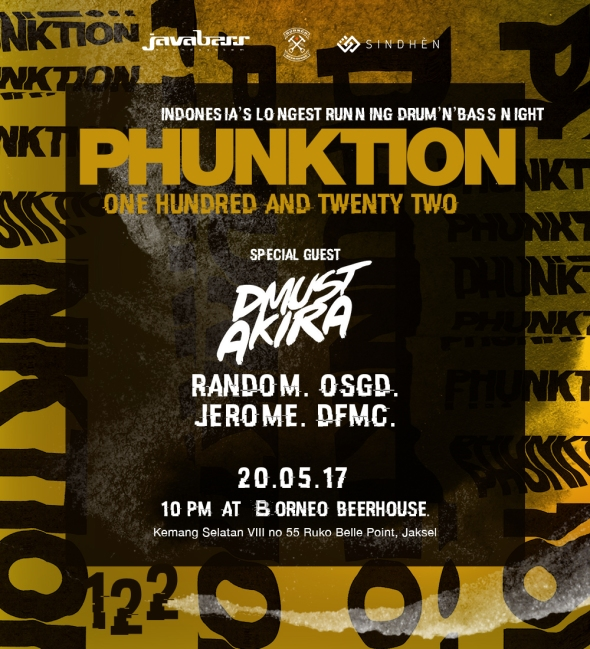 phunktion 122 d